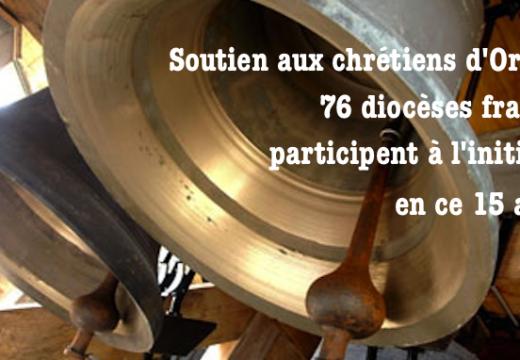 15 août pour les chrétiens d'Orient : 76 diocèses français !