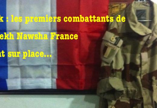 Irak : des combattants volontaires français aux côtés de Dwekh Nawsha