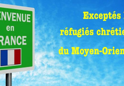 Droit d'asile : le gouvernement français discrimine-t-il les chrétiens du Moyen-Orient ?