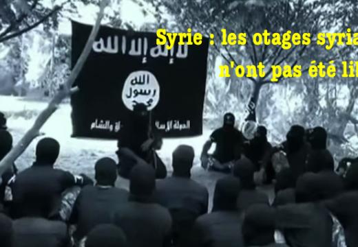 Syrie : la libération des otages syriaques démentie