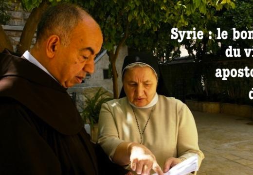 Syrie : le bon sens du vicaire apostolique d'Alep