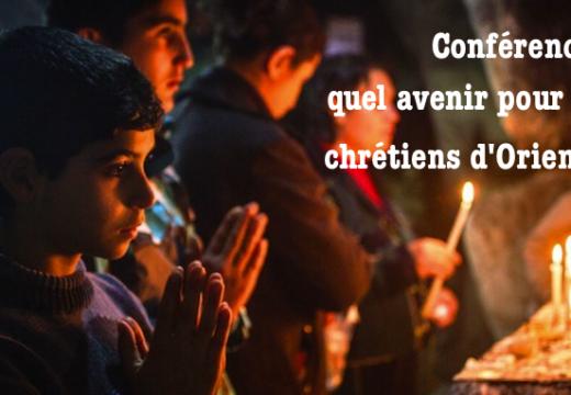 Les chrétiens d'Orient ont-ils un avenir ?