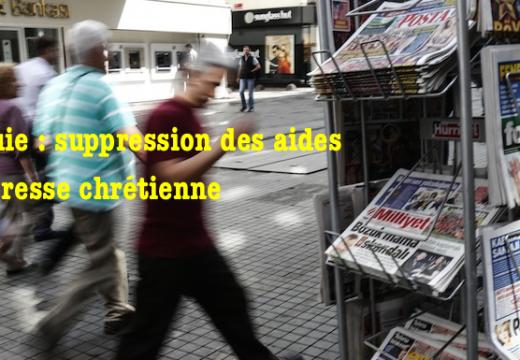 Turquie : fin des subventions à la presse des minorités chrétiennes