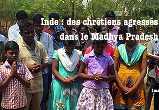 Inde : chrétiens agressés lors d'une réunion de prière
