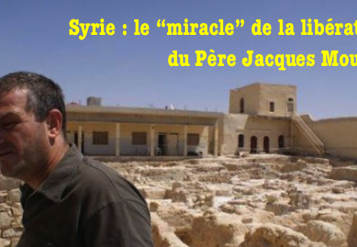 Pour le Père Mourad, sa libération est un « miracle du Bon Dieu et de la Vierge Marie »