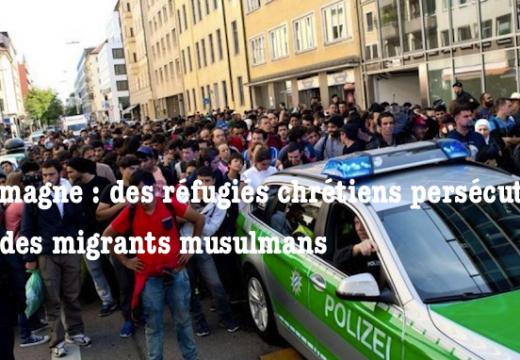 Vidéo : les problèmes des réfugiés chrétiens dans les foyers de migrants en Allemagne