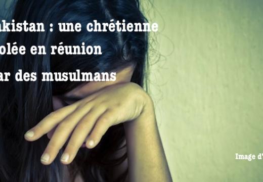 Pakistan : une chrétienne handicapée violée en réunion par des musulmans