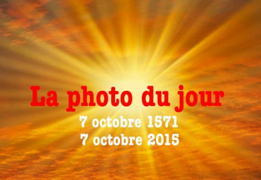 7 octobre : anniversaire de la bataille de Lépante