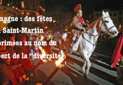 Allemagne : des fêtes de la Saint-Martin supprimées ou dénaturées