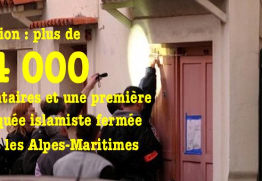Notre pétition : + de 24 000 signataires et une première mosquée fermée !