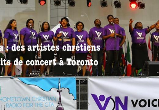 Canada : les droits d'expression des artistes chrétiens bafoués à Toronto