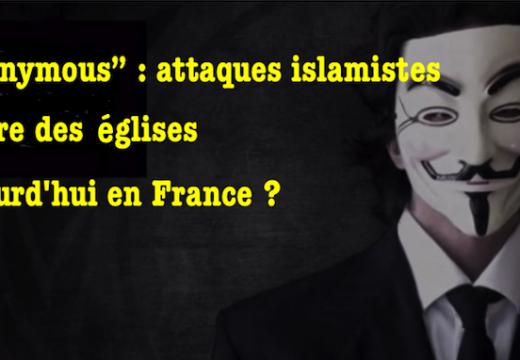 France : attaques islamistes contre des églises ce dimanche ?