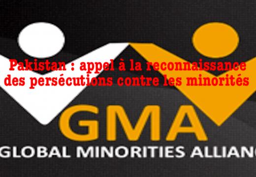 Le Pakistan doit reconnaître les persécutions contre les minorités religieuses