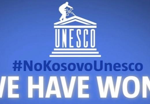 Le Kosovo recalé à l'UNESCO !