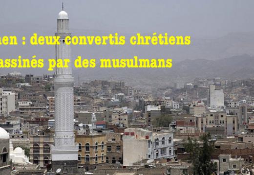 Yémen : deux convertis de l'islam assassinés par des musulmans
