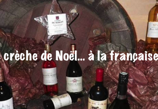Crèche de Noël à la française…