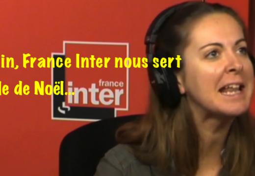 France Inter nous sert la dinde de Noël !