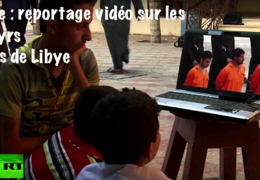 Daesh contre Jésus : un reportage vidéo sur les martyrs coptes de Libye