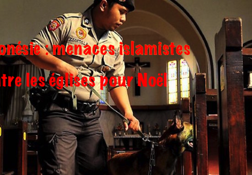 Indonésie : menaces « concrètes » contre les églises pour Noël