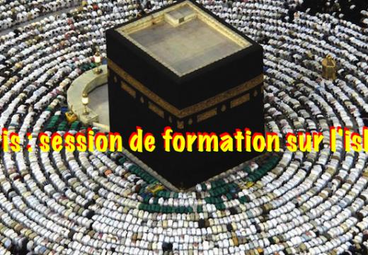 Paris : session de formation sur l'islam