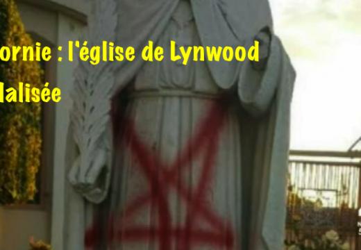 Californie : une église catholique vandalisée à Lynwood