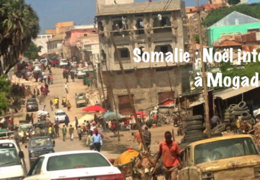 Somalie : Noël interdit…