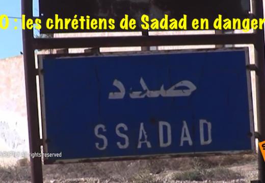 Sauver les chrétiens de Sadad : un appel de la CHREDO
