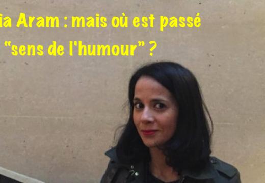 "Curieux : Sofia Aram perd son ""sens de l'humour""…"