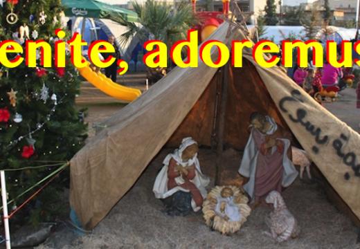 Saint et joyeux Noël à tous les lecteurs !