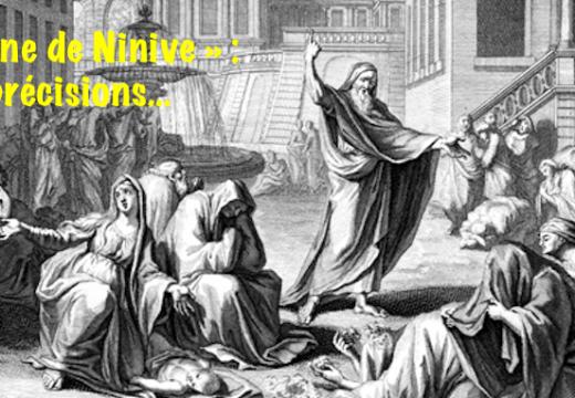 « Jeûne de Ninive » : quelques précisions