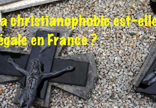 La DILCRA passe la christianophobie aux oubliettes…