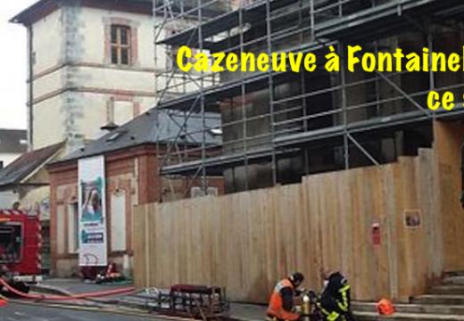 Finalement, Cazeneuve ira à Canossa… pardon, à Fontainebleau !