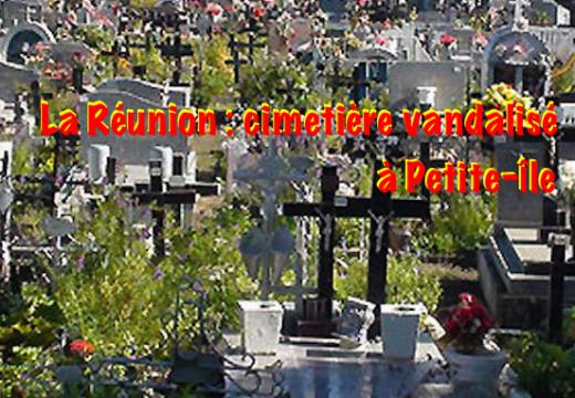 La Réunion : 44 crucifix volés dans le cimetière de Petite-Île