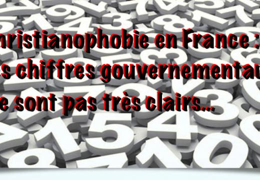 Christianophobie en France : les chiffres officiels ne sont pas clairs…
