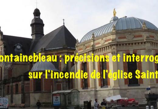 Fontainebleau : précisions et interrogations…