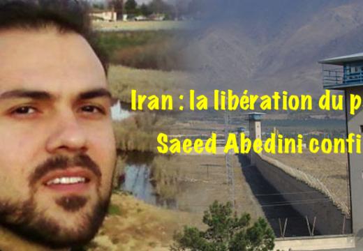 Confirmation : le pasteur Saeed Abedini a été libéré !