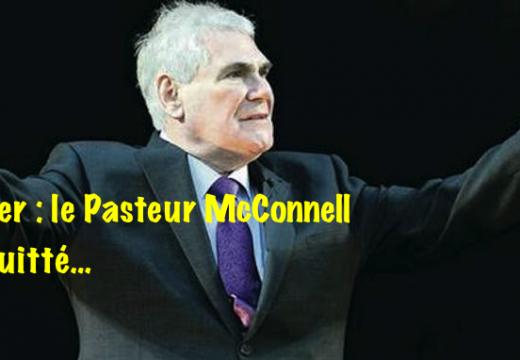 Ulster : le pasteur McConnell acquitté du délit d'islamophobie