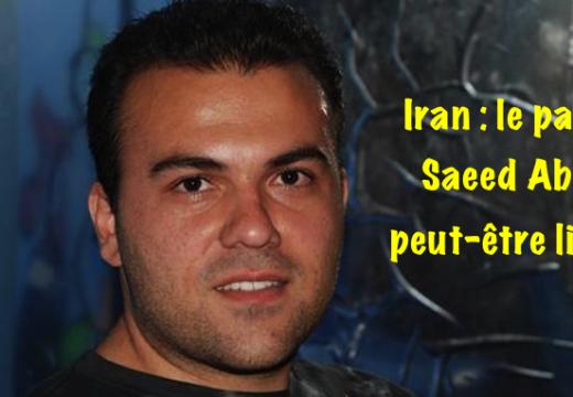 Iran : le pasteur Abedini peut-être libéré