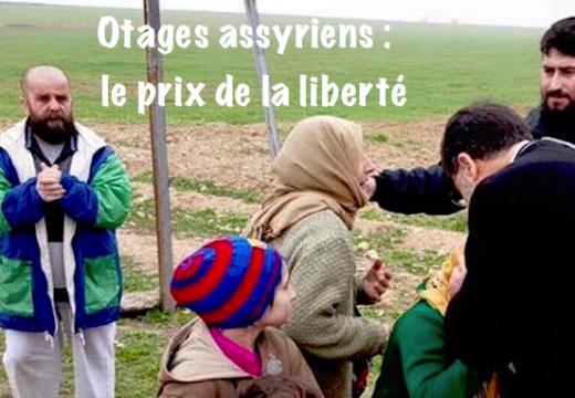Otages chrétiens assyriens : le coût de la liberté