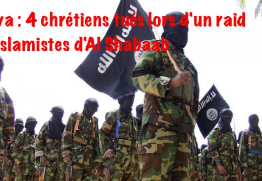 Kenya : nouveau raid meurtrier d'Al Shabaab contre des chrétiens