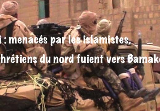 Mali : les chrétiens de nord du pays fuient les menaces islamistes