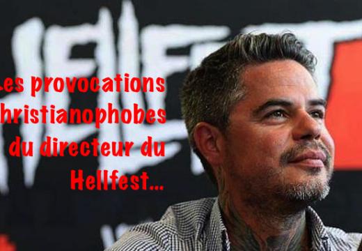 Hellfest : les provocations révélatrices de son directeur