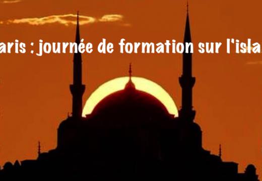Paris : journée de formation sur l'islam le 20 février