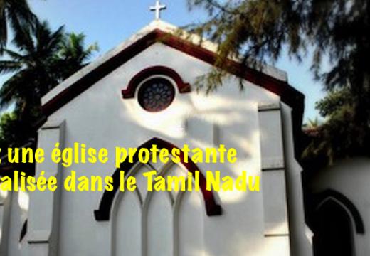 Inde : église protestante vandalisée dans le Tamil Nadu
