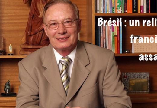 Brésil : assassinat d'un religieux franciscain