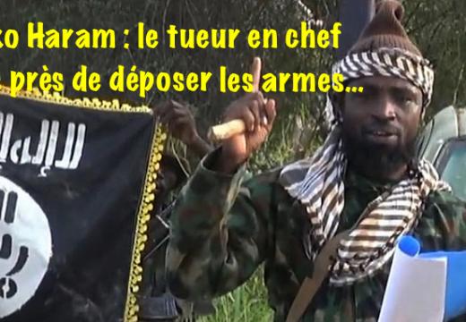 Nigéria : Boko Haram ne « déposera pas les armes »