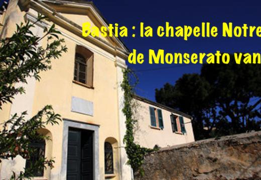 Haute-Corse : une chapelle vandalisée à Monserato