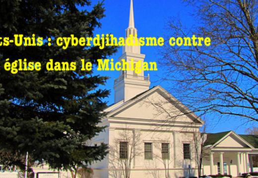 États-Unis : attaque de cyberdjihadistes contre le site d'une église