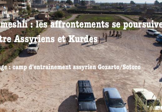 Kameshli : nouveaux détails sur les affrontements entre Assyriens et Kurdes