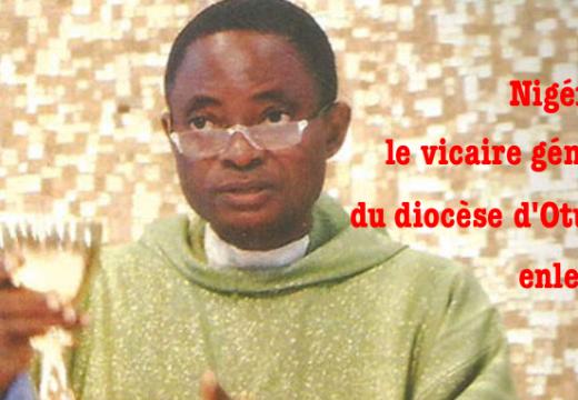 Nigéria : enlèvement du vicaire du diocèse Otukpo